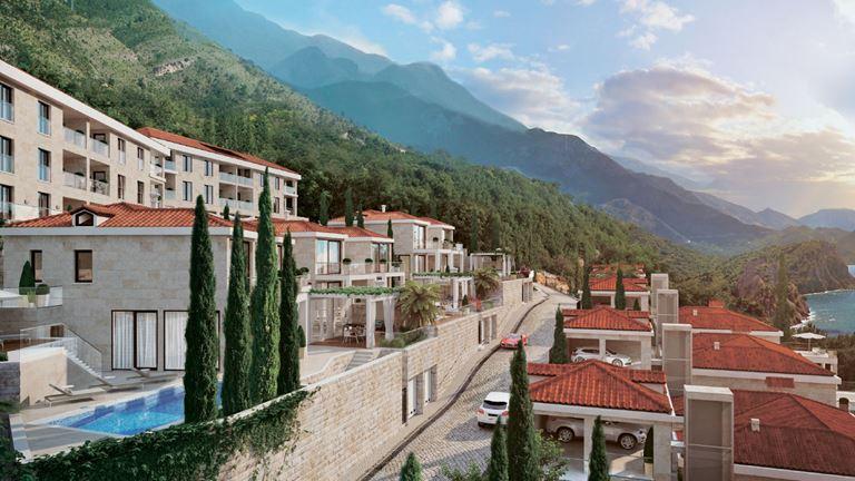 Ānanti Resort, Residences & Beach Club – новая жемчужина Черногории!