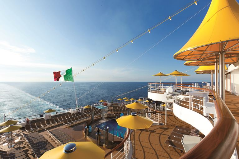 Русский язык на круизных кораблях Costa Cruises