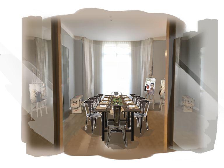 Отель Le Royal Monceau представляет «Тайную мастерскую» художника Лю Болина
