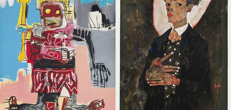 Le Royal Monceau Raffles приглашает на выставку Жана-Мишеля Баския и Эгона Шиле в Фонде Louis Vuitton