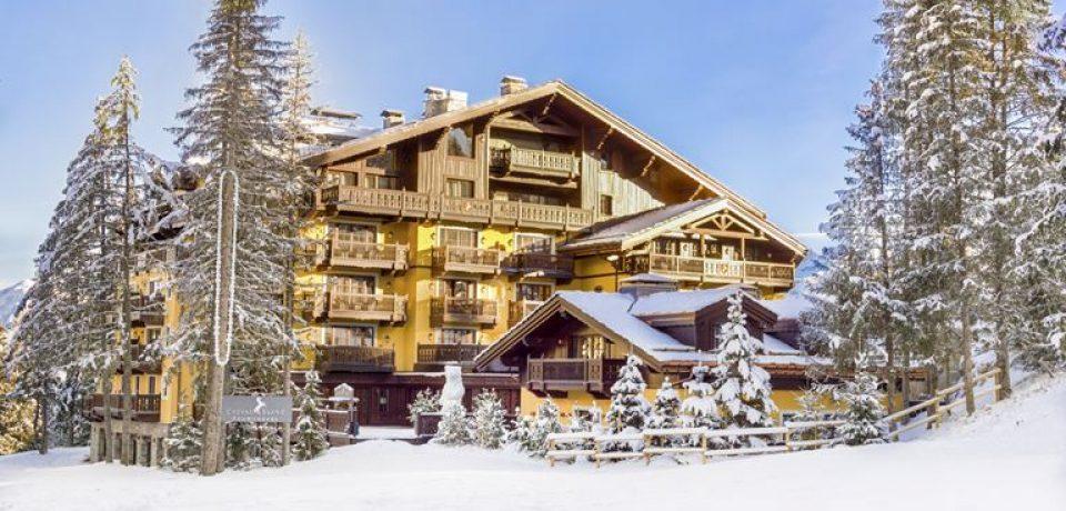 Открытие зимнего сезона в Cheval Blanc Courchevel: Besoin d'air, скиджоринг и русская баня
