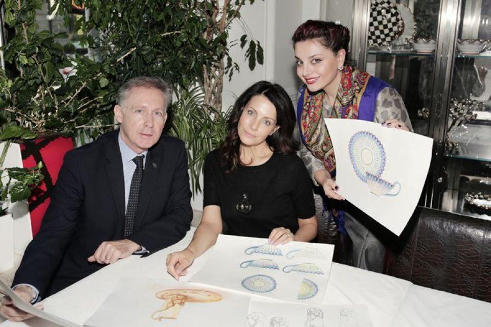 Сотрудничество Waldorf Astoria Ras Al Khaimah и Дома EVGENIYA KRYUKOVA