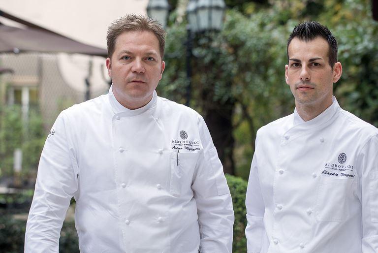 Aldrovandi Villa Borghese приглашает на Новый год в ресторане Assaje