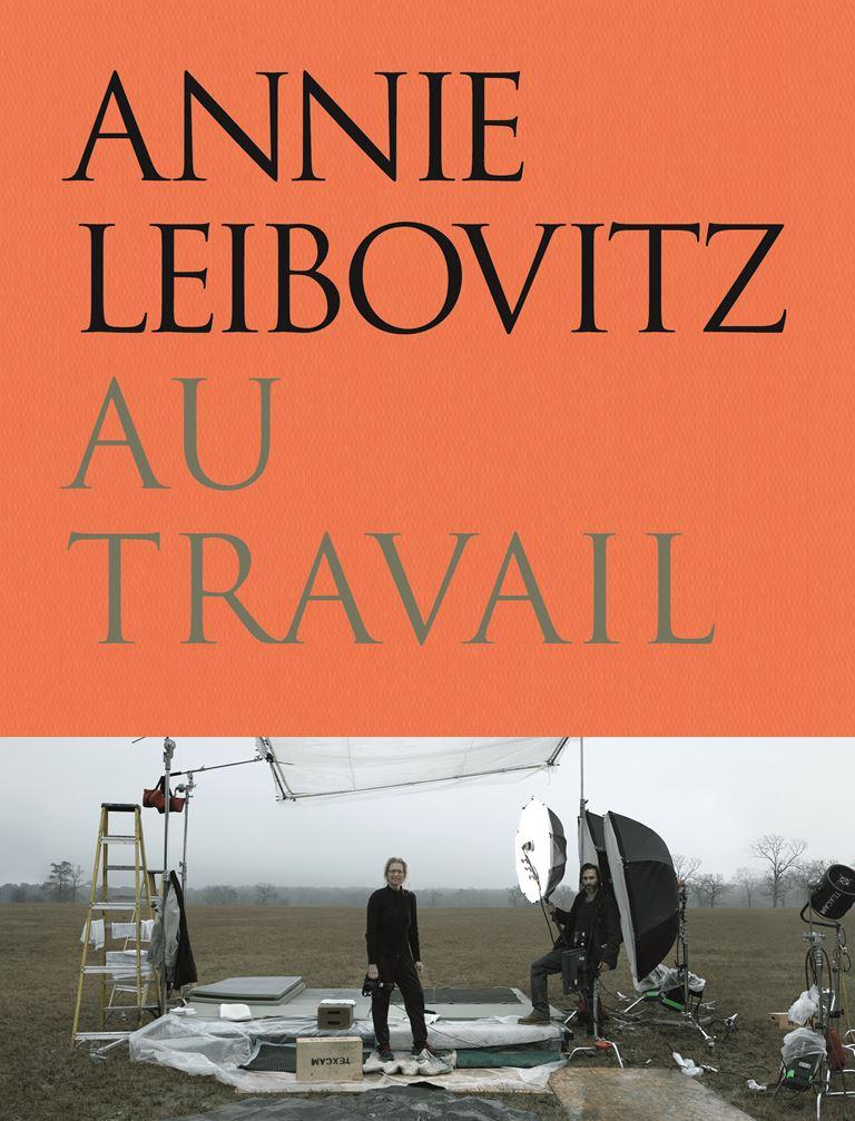 Книга фотографа Энни Лейбовиц