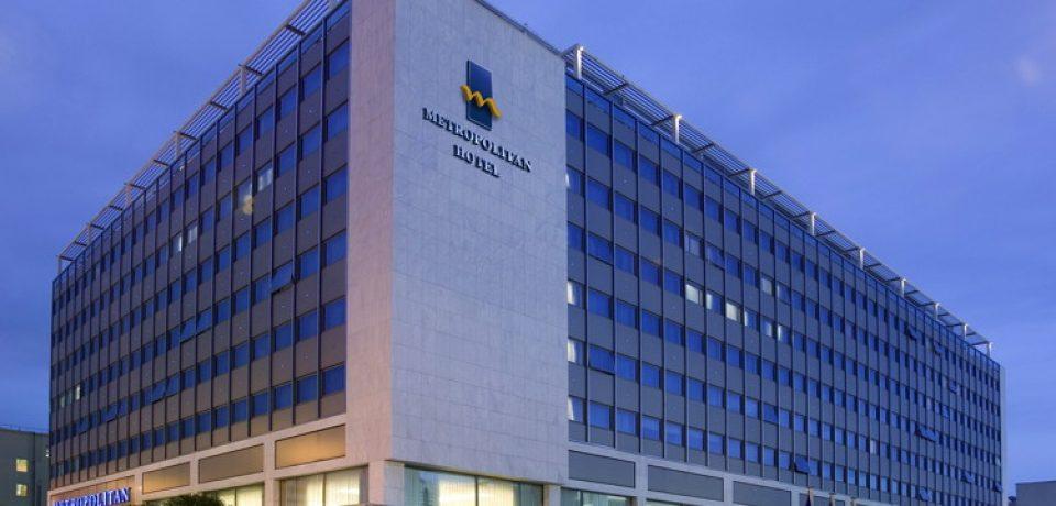 Marriott Hotels возвращается в Афины