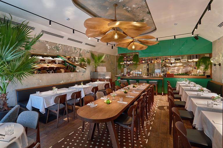 Фестиваль и «Пальмовая ветвь» ресторанного бизнеса-2019 - ресторан Avocado Queen (Москва)