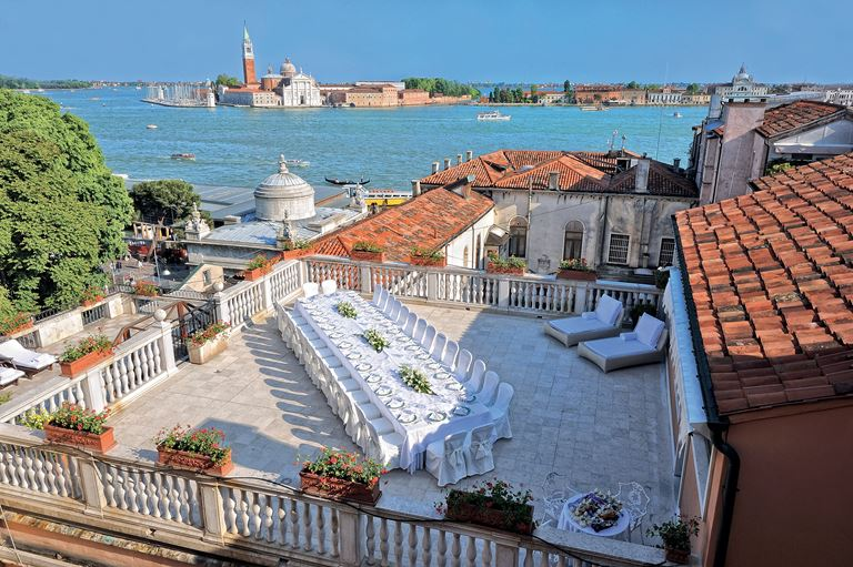 Шоколад как искусство: специальное предложение Baglioni Hotel Luna, Venice