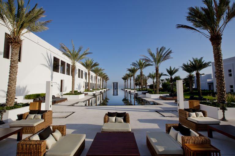 The Chedi Muscat: оазис на побережье Оманского залива - фото 1