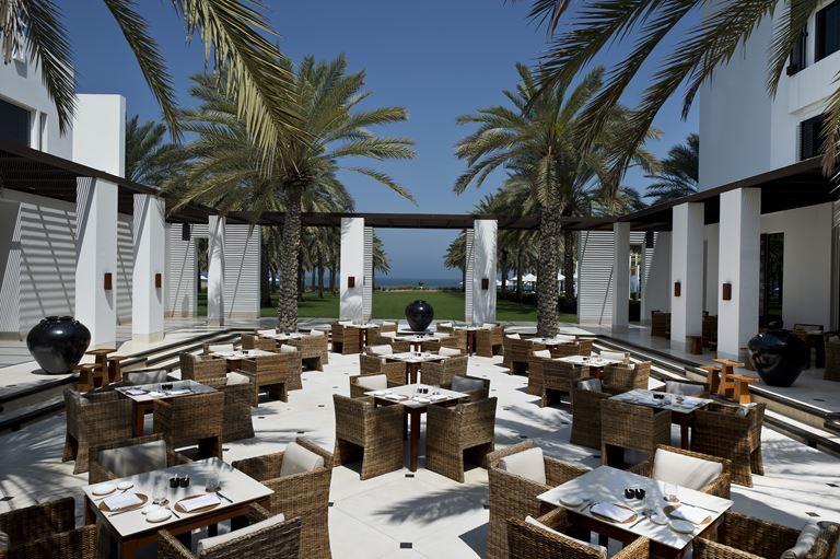 Дизайн отеляThe Chedi Muscat - фото 6