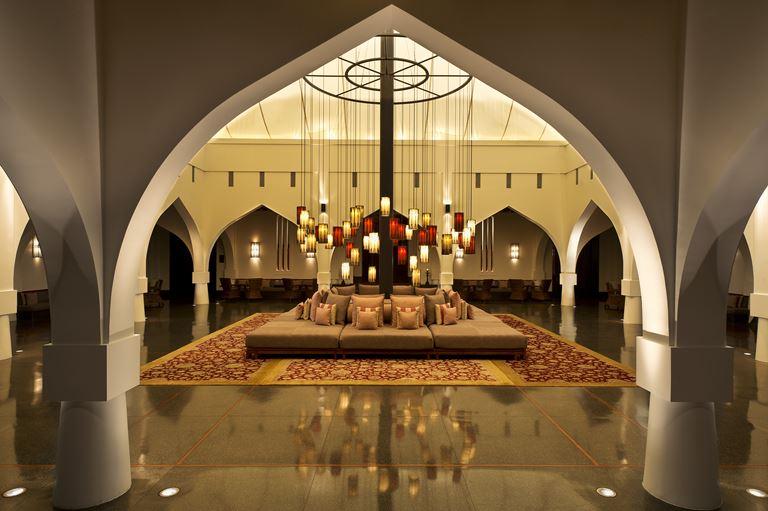 Дизайн отеляThe Chedi Muscat - фото 1