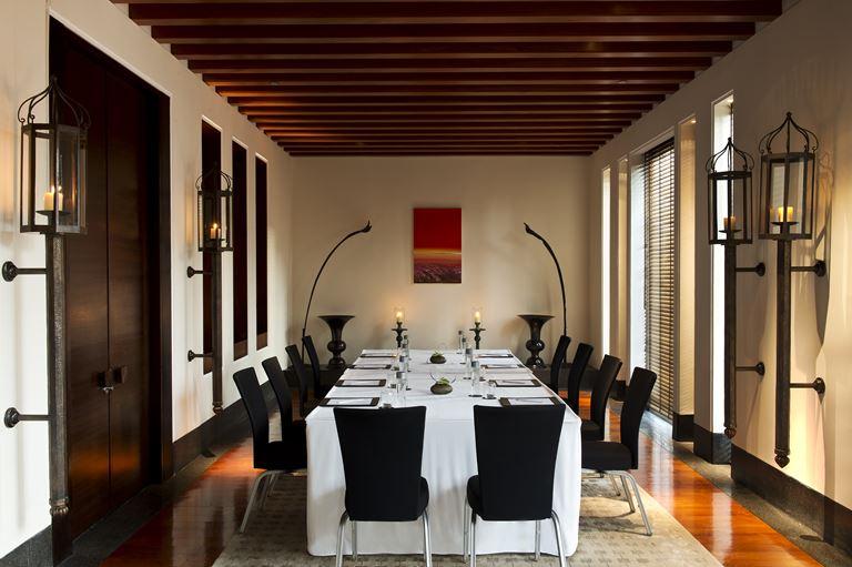 Дизайн отеляThe Chedi Muscat - фото 3