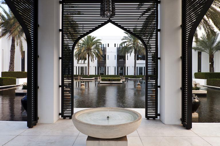 Дизайн отеляThe Chedi Muscat - фото 2
