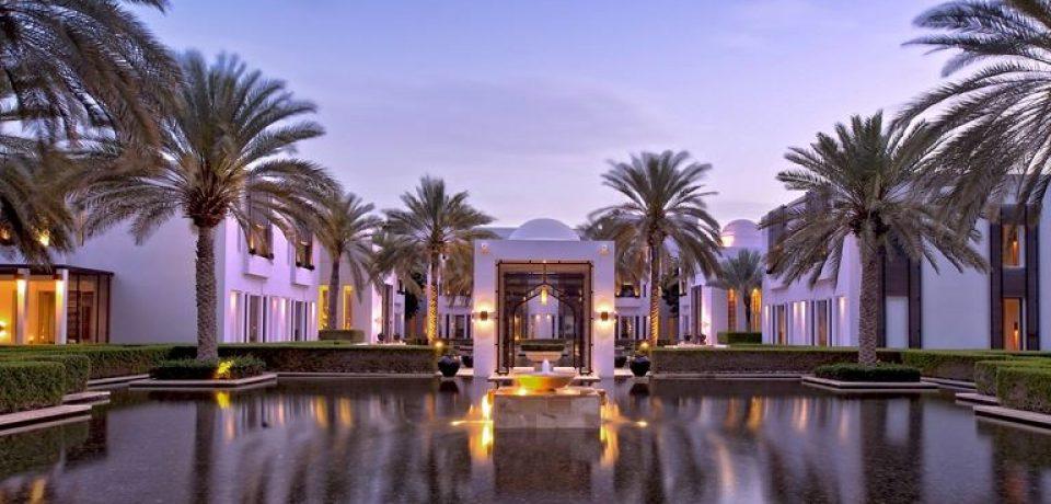 The Chedi Muscat: cвадебное торжество  на побережье Оманского залива