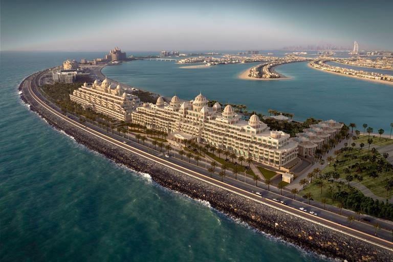 День святого Валентина в отеле Emerald Palace Kempinski Dubai