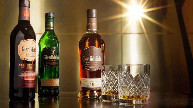 Виски-ужин Glenfiddich в ресторане «Кококо»