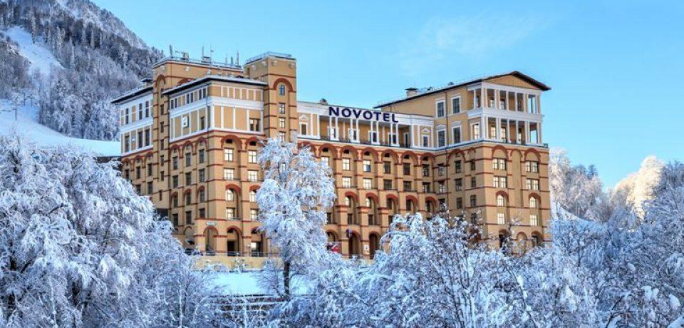 «Novotel Resort Красная Поляна» откроется в Сочи 1 декабря
