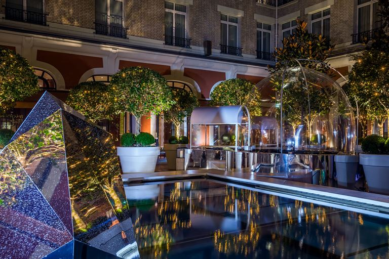 Royal Arctic: зимняя сказка в Le Royal Monceau – Raffles Paris - фото 3