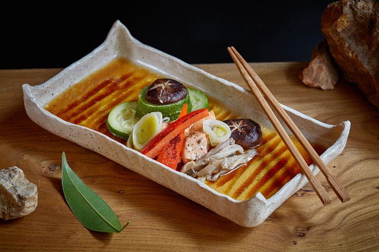 Правильное питание с японским акцентом в SHIBA - «Мушизаке»