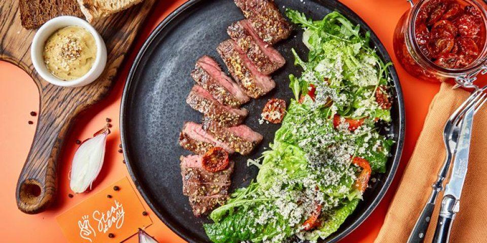 Новинки меню хоспер-баров Steak it Easy