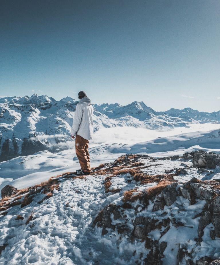 Специальное предложение Three-destination skiing: катание на лыжах в регионе Граубюнден - фото 1