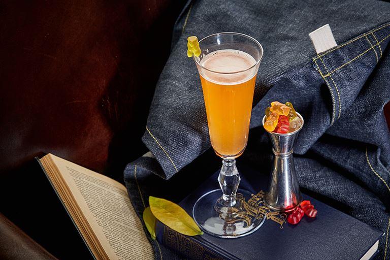 Новые сезонные напитки в «Сыроварнях» Москвы - «Мармелада» на цитроновой водке