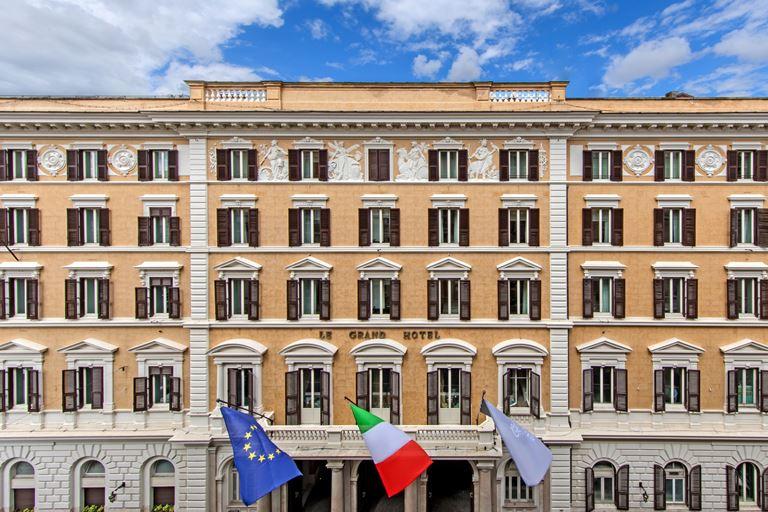 На пороге новой эпохи: St. Regis Rome открывается после реновации
