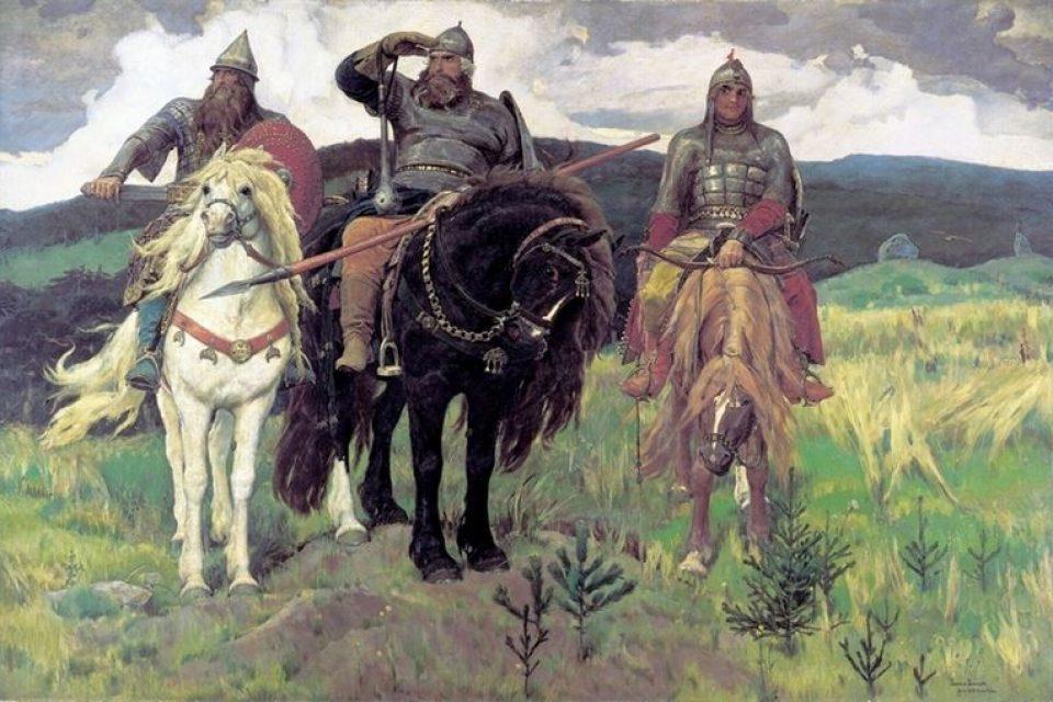 Третьяковская галерея представляет выставку В.М. Васнецова