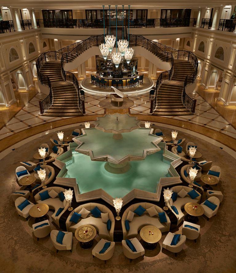 Сотрудничество Waldorf Astoria Ras Al Khaimah и Дома EVGENIYA KRYUKOVA - фото 3