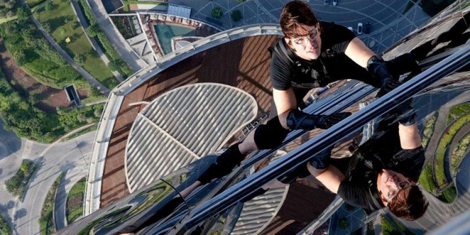 От пустынь до небоскрёбов: фильмы, которые снимали в Дубае