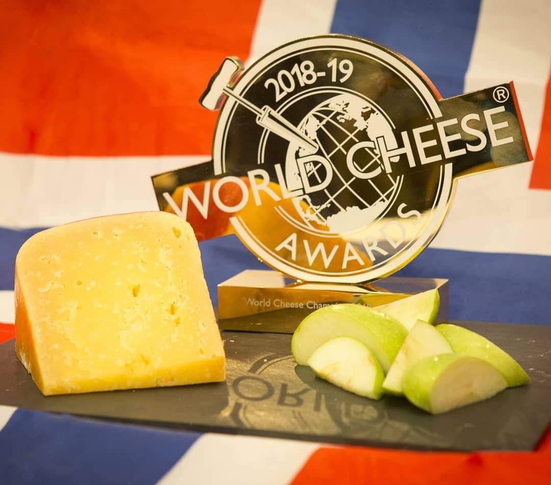 Норвежский Фанауст - лучший в мире сыр  в 2018-2019