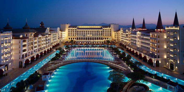 Отель Mardan Palace вновь откроется летом 2019 года