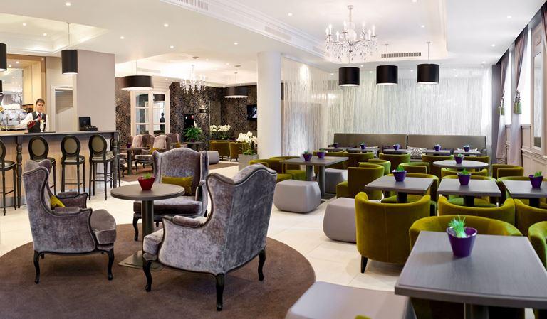 7 направлений для ноябрьских праздников от отелей Mercure - ресторан-бар Mercure Arbat Moscow