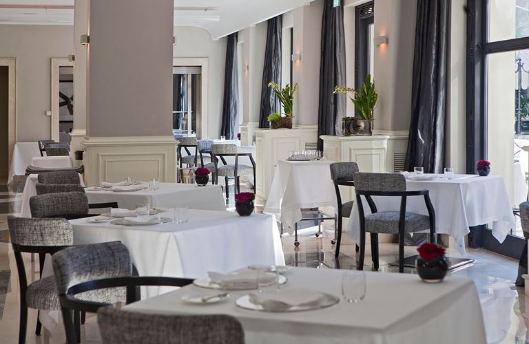 Ресторан Assaje отеля Aldrovandi Villa Borghese