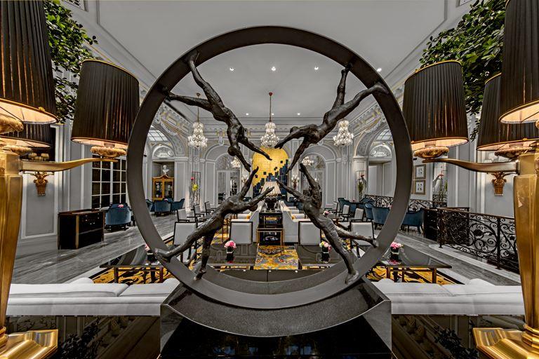 Отель St. Regis Rome - фото