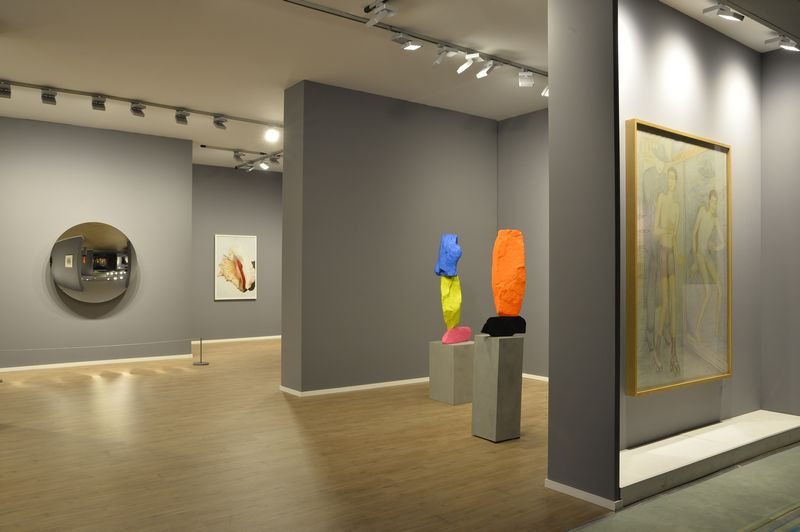 В Брюсселе пройдёт 64-я ярмарка искусства BRAFA - Стенд Gladstone Gallery