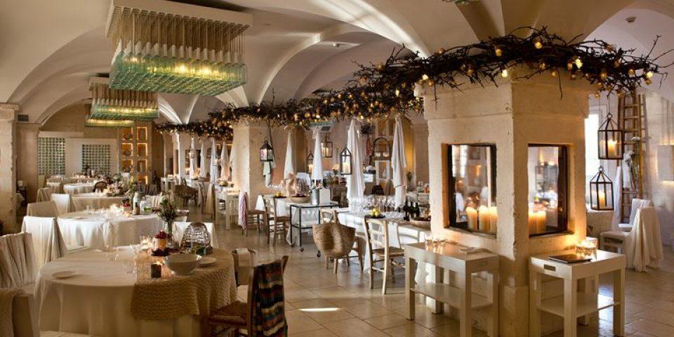 Ресторан Due Camini отеля Borgo Egnazia награжден звездой Мишлен
