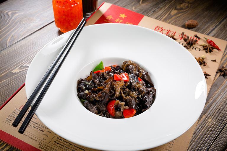 Ресторан «Китайская грамота. Бар и Еда» - Чёрные древесные грибы