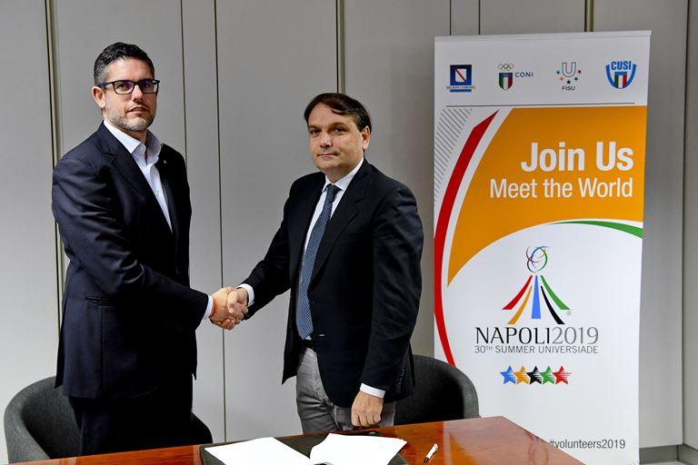 Costa Victoria примет участников Универсиады в Неаполе с 28 июня по 16 июля 2019