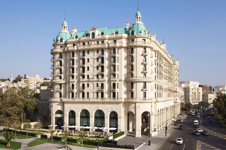 Лето-2019 в Баку вместе с Four Seasons Hotel Baku - фото 1