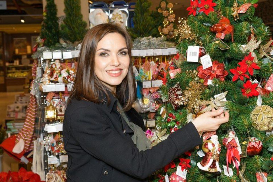 Надя Ручка приняла участие в благотворительной акции «Азбуки Вкуса» и Фонда «Подари жизнь»