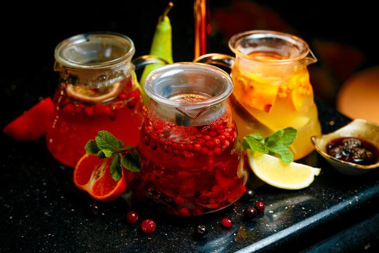 Яркие согревающие зимние напитки от «НАВОЛНЕ»