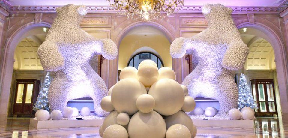Отели Four Seasons создают настроение и ждут гостей на Новый год!