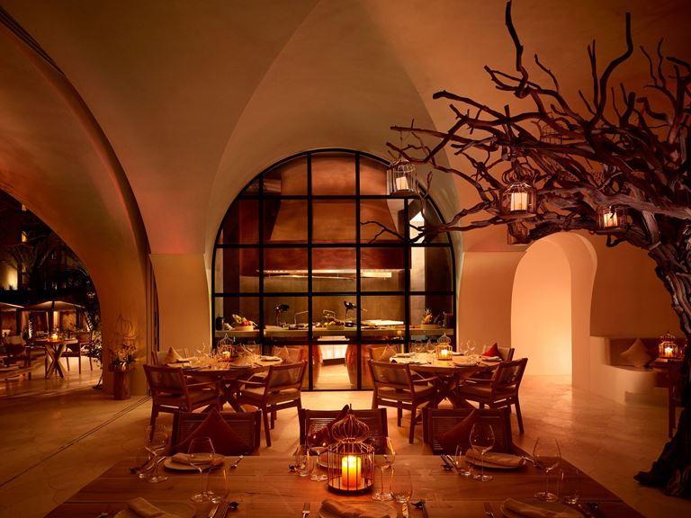 Ресторан Arbol в Las Ventanas al Paraiso - фото 2
