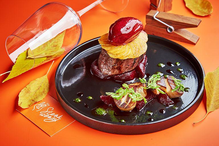 Фестиваль «Пальмовая ветвь» в сети Steak it Easy - филе миньон