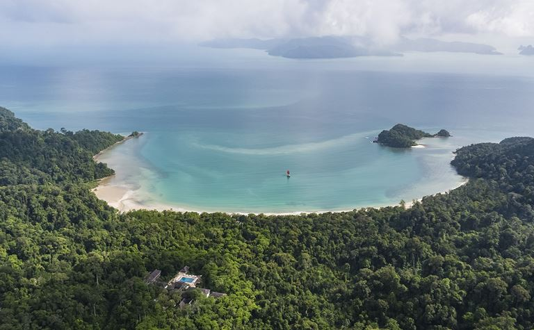 Курорт The Datai Langkawi (остров Лангкави, Малайзия)