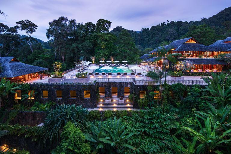 Курорт The Datai Langkawi (остров Лангкави, Малайзия) - фото