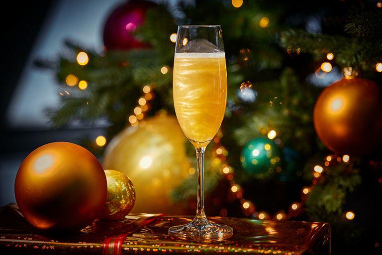 Новые коктейли в Sixty -  Grand Seeldach на виски с биттером