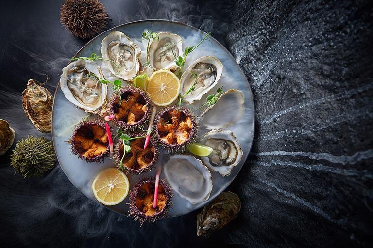 Сеты и плато морепродуктов в Humans Seafood Bar - фото