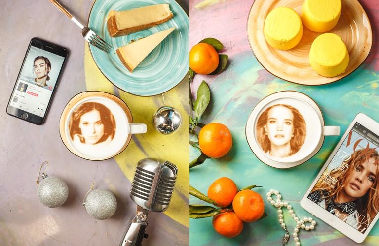 Капучино со звездой в кофейнях Stories - фото 3
