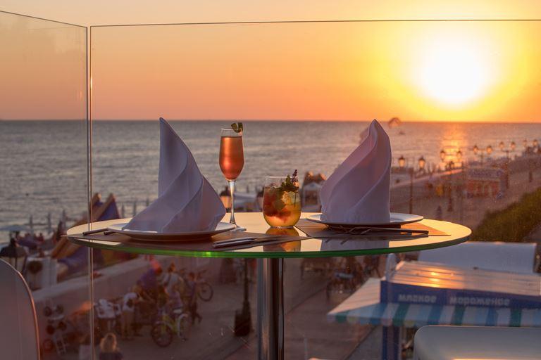 #ЭНОЖ-Weekend в Сочи от ресторана Magellan и SUP SPA SUNSET - закат